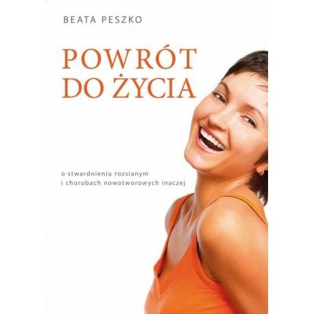 Powrót do życia - Beata Peszko
