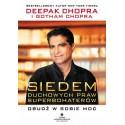 SIEDEM DUCHOWYCH PRAW SUPERBOHATERÓW - Deepak Chopra i Gotham Chopra
