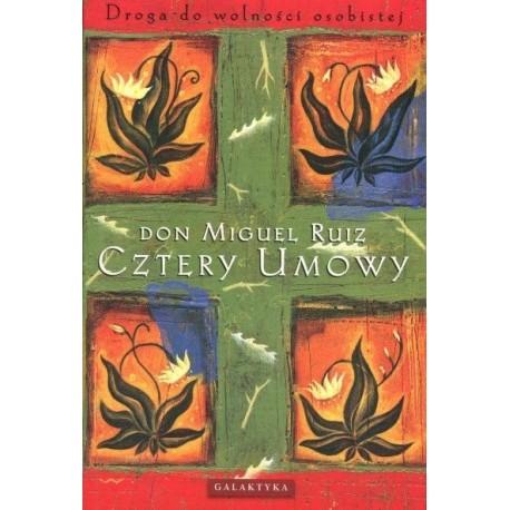 CZTERY UMOWY - MIGUEL DON RUIZ