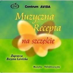 Muzyczna Recepta na szczęście - Bożena Lewicka