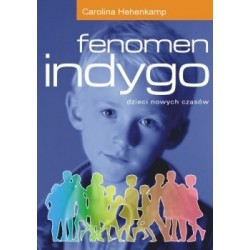 Fenomen indygo - Carolina Hehenkamp