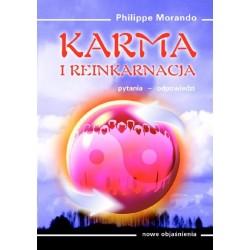 Karma i reinkarnacja - Philippe Morando