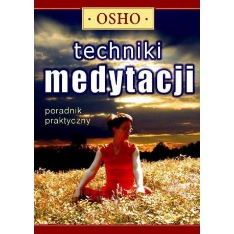 Techniki medytacji - OSHO