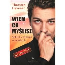 Wiem co myślisz - sekret czytania w myślach - Thorsten Havener