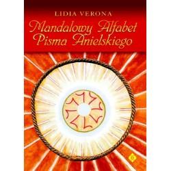 Mandalowy akfabet pisma anielskiego - Lidia Verona