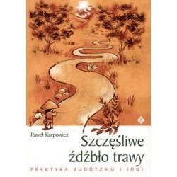 Szczęśliwe źdźbło trawy - Paweł Karpowicz