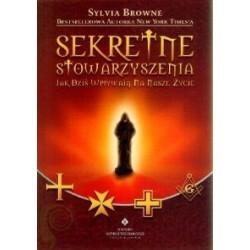 Sekretne stowarzyszenia - Sylvia Browne
