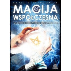 Magija współczesna - Donald Michael Kraig