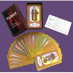 Tarot - 78 kart