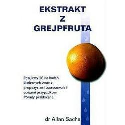 Ekstrakt z grejpfruta - Allan Sachs