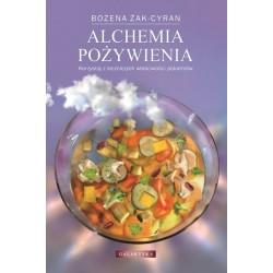 ALCHEMIA POŻYWIENIA + płyta DVD (GRATIS) - BOŻENA ŻAK-CYRAN