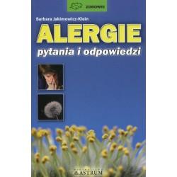 Alergie. Pytania i odpowiedzi -  Barbara Jakimowicz-Klein