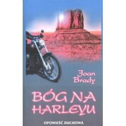Bóg na Harleyu - Joan Brady