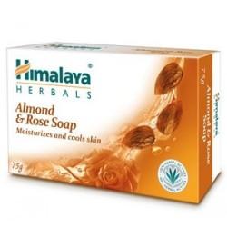 Mydło Nawilżające Migdałowe Himalaya Herbals 75 g