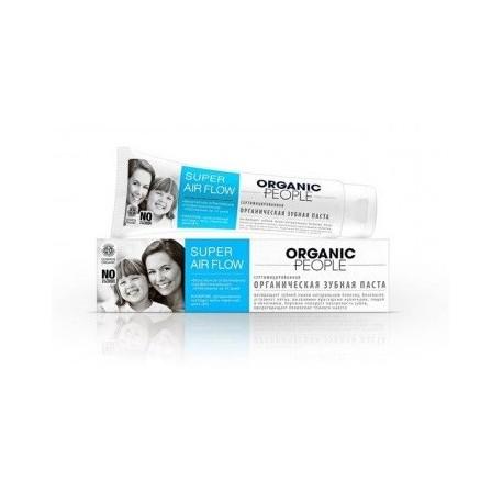 Organiczna pasta do zębów Bezpieczne wybielanie 100g ORGANIC PEOPLE