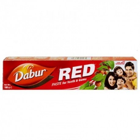 Pasta Do Zębów Red Dabur 100g