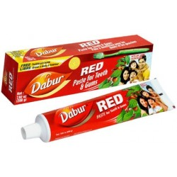 Pasta do zębów Red Dabur 200g