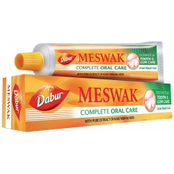 Pasta do zębów Meswak 100g bez fluoru Dabur