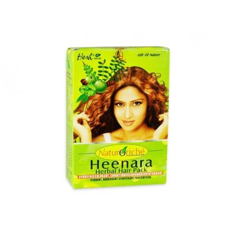 Heenara Odżywka do włosów z henną 100g Hesh