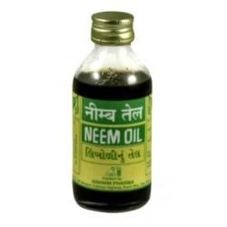 Olej z miodli indyjskiej NEEM - Naturalny 100ml