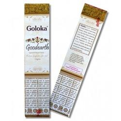Kadzidełka GOODEARTH 15g GOLOKA