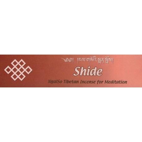 Shide (pokój) - tybetańskie kadzidła do medytacji