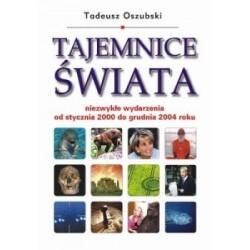 Tajemnice świata - Tadeusz Oszubski