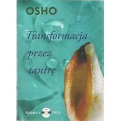 Transformacja przez tantrę z płytą DVD - Osho