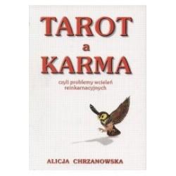 Tarot a karma - Alicja Alla Chrzanowska