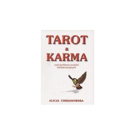 Tarot a karma - Alicja Chrzanowska