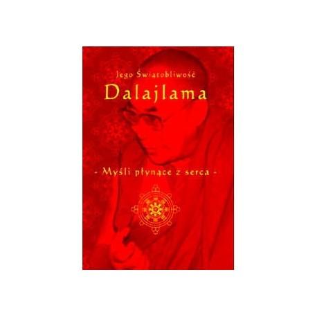 Myśli płynące z serca - Dalajlama
