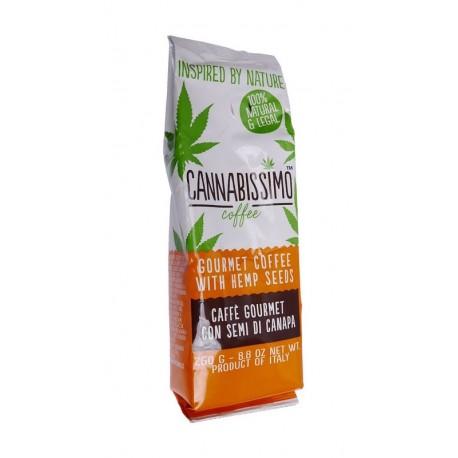 Kawa Cannabissimo Coffee 250g Kawa z konopią