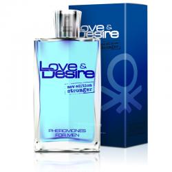 Love & Desire Men mieszanka 4 feromonów 100ml Eromed