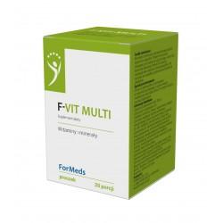 F-VIT MULTI (30 porcji) WITAMINY I MINERAŁY