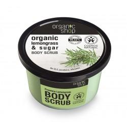 ORGANICZNY SCRUB do ciała PROWANSALSKIE TRAWY 250ml Organic Shop