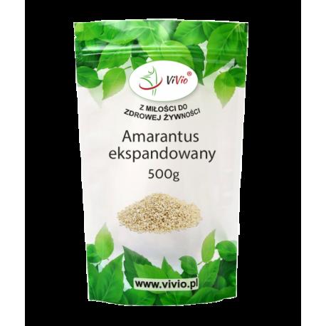 Amarantus ekspandowany 500g