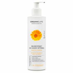 Botaniczny balsam myjący do higieny intymnej NAGIETEK LEKARSKI 250g Organic Life