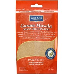 Garam Masala 100g East End
