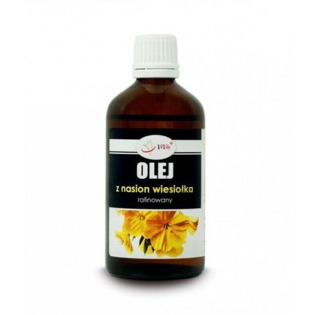 Olej z wiesiołka rafinowany 100ml