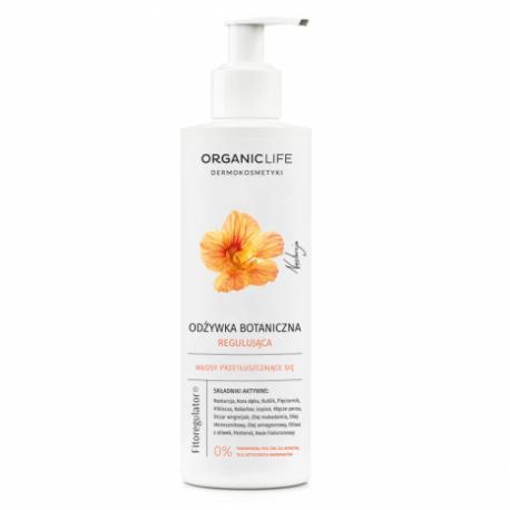 Odżywka botaniczna regulująca do włosów przetłuszczjących się250g Organic Life