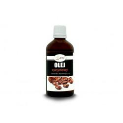 Olej rycynowy kosmetyczny 100ml