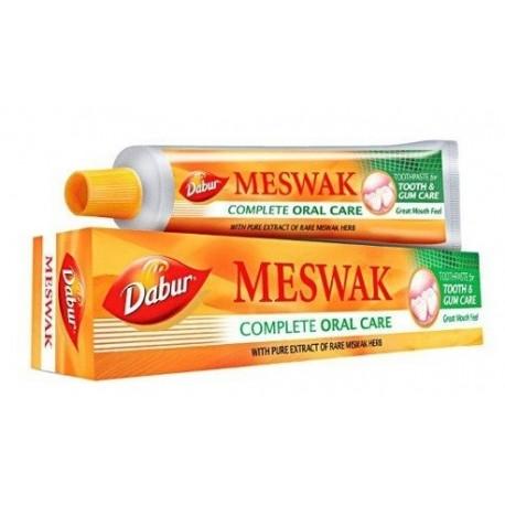 Pasta do zębów Meswak bez fluoru 100g Dabur