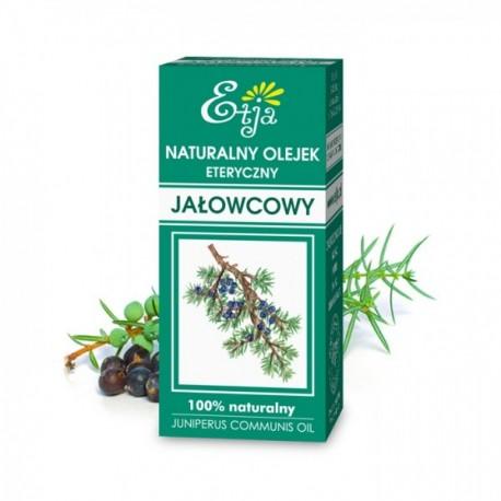Naturalny olejek eteryczny JAŁOWCOWY 10ml Etja