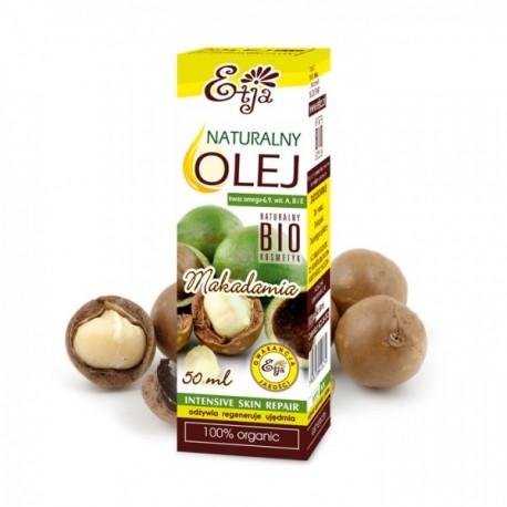 Olej Makadamia BIO 50ml Etja Macadamia