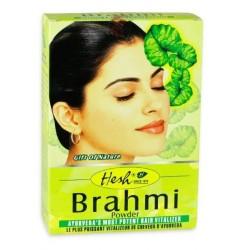 Odżywka do włosów BRAHMI w proszku 100g Hesh