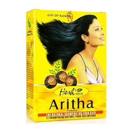 ARITHA szampon z odżywką w pudrze 100g Hesh