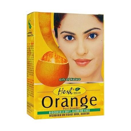 Skórka pomarańczy w proszku 100g Orange Peel proszek Hesh