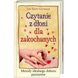 Czytanie z dłoni dla zakochanych - Jon Saint-Germain