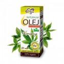Naturalny Olej Konopny BIO 50ml Etja