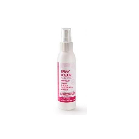 Dezodorant naturalny ałunowy RÓŻANY spray 100 ml BEAUTE MARRAKECH
